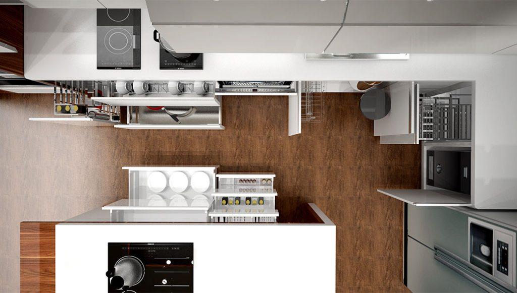 phụ kiện tủ bếp eurogold