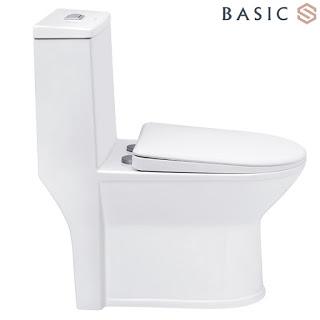 BỒN CẦU KHỐI BASICS BF 3104