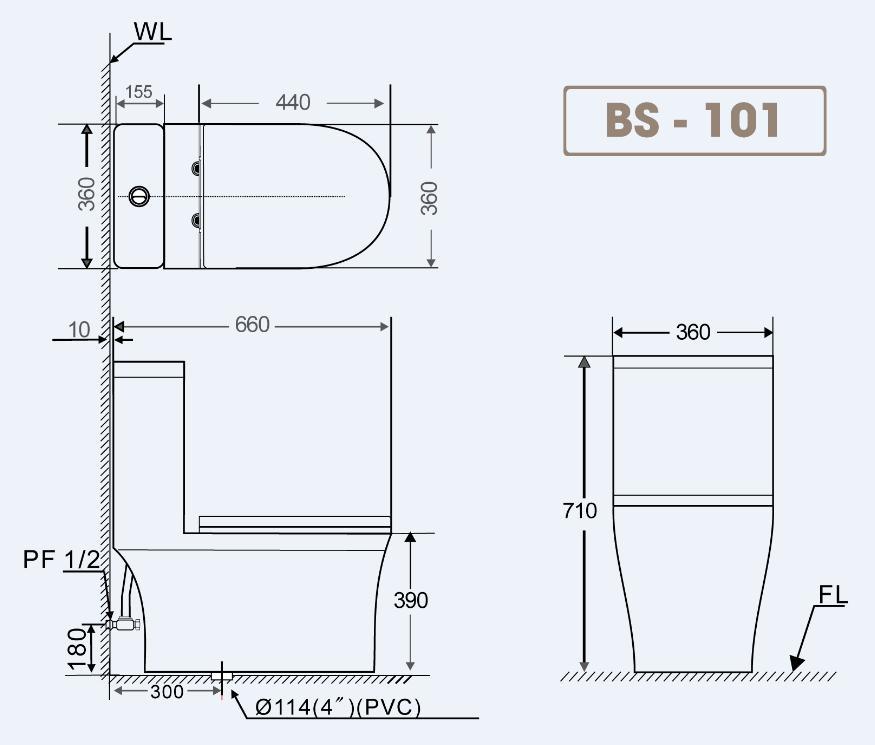BS 101