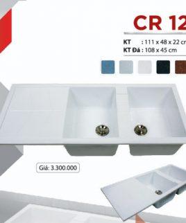Chậu rửa chén đá nhân tạo CR-12