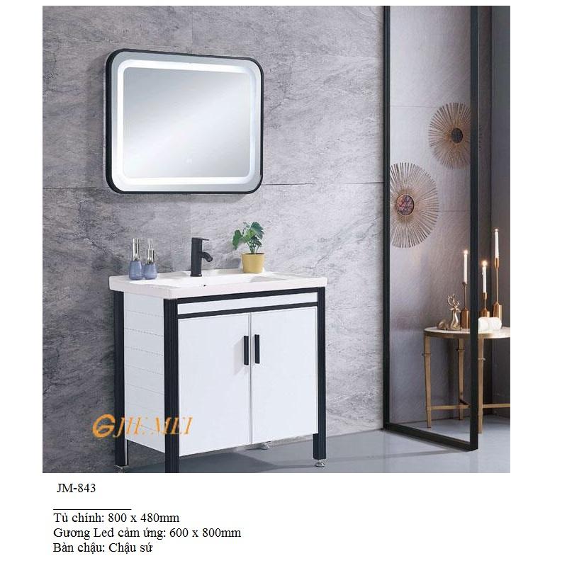 Tủ lavabo Jiemei JM 843
