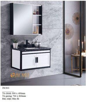 Tủ lavabo khiết mỹ JM 841