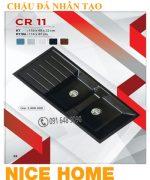 chậu đá nhân tạo CR11