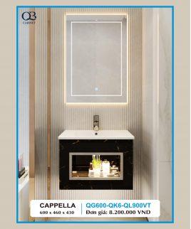 Tủ lavabo QB Q600-QK6-QL900VT