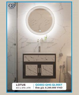 Tủ lavabo QB QG602-QH6-QL906T
