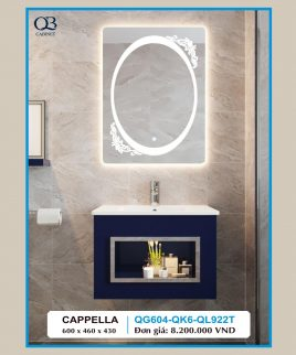 Tủ lavabo QB QG604-QK6-QL922T