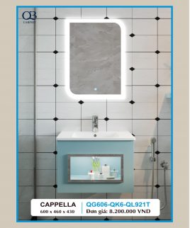 Tủ lavabo QB QG606-QK6-QL921T