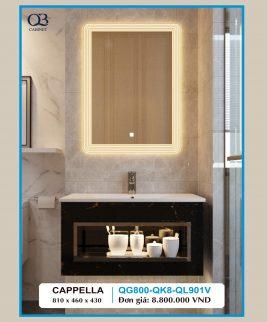 Tủ lavabo QB QG800-QK8-QL901V