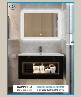 Tủ lavabo QB QG800-QK8-QL903NT