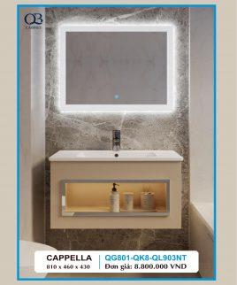 Tủ lavabo QB QG801-QK8-QL903NT