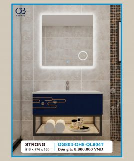 Tủ lavabo QB QG803-QK8-QL904T