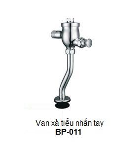 Van xả tiểu ấn tay BASIC BP-011